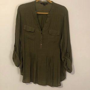 Zac & Rachel blouse size XL
